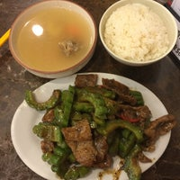 Photo taken at Sun King Yuen Curry Restaurant 新景園咖哩小廚 by Scott Y. on 9/30/2016