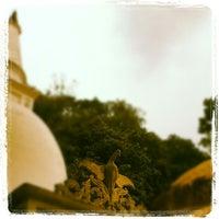 Photo taken at Athkada Raja Maha Viharaya by Theekshana A. on 11/27/2012