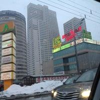 Снимок сделан в Центр дизайна «Ленинградский» пользователем ILTANI® w. 2/4/2013
