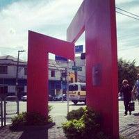 Photo taken at Rua da Mooca by Andre M. on 9/19/2012