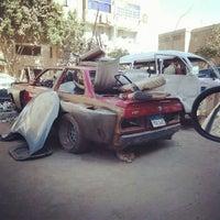 Photo taken at Al Herafeyeen by Ahmed G. on 7/4/2014