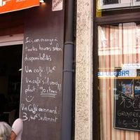 Photo prise au Bistrot Le Charité par Claire P. le8/27/2012