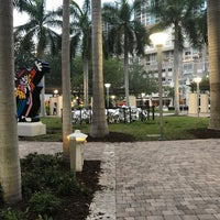 Photo taken at Midtown Miami by Joshua B. on 5/30/2017