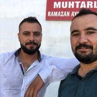 Photo taken at Aydın Erkek Kuaförü by Tolga A. on 7/24/2017