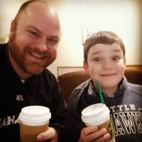 Photo taken at Starbucks by Rory P. on 1/8/2016