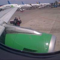 Photo taken at Domestic Terminal (DPS) by YoS u. on 9/17/2012