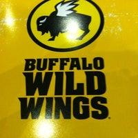 Photo taken at Buffalo Wild Wings by Marissa on 12/1/2012