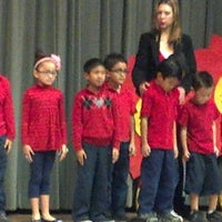 Photo taken at Olympic View Elementary School by Joy A. on 12/19/2012