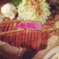 5/22/2014にOak S.が牛かつもと村 渋谷本店で撮った写真