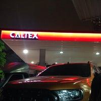Photo taken at Caltex by Tubtim T. on 11/23/2016