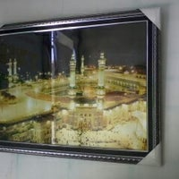 Photo taken at Miky Digital Printing by Hudha I. on 7/28/2013