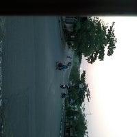 Photo taken at Stadion Datu Adil by Hudha I. on 10/13/2014