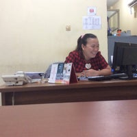 Photo taken at Accounting Office SBTK by Hudha I. on 5/31/2016