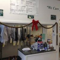 Photo taken at Clinton Oak Corner Laundromat by Alex N. on 12/1/2012