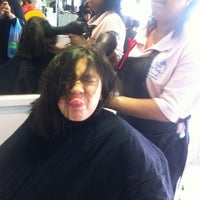 Photo taken at Horacio Hair Cut by Berenice C. on 11/23/2012