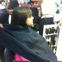 Photo taken at Horacio Hair Cut by Berenice C. on 1/26/2013
