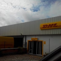 Photo taken at Dhl Ivato by saveoursmile on 1/31/2014