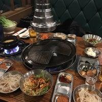 Photo taken at Jongro BBQ by Karen K. on 4/4/2018