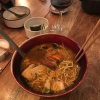 Das Foto wurde bei Jeju Noodle Bar von Karen K. am 4/6/2018 aufgenommen