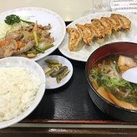 11/23/2017にPyonkichi S.が餃子の王将 亀山2号店で撮った写真