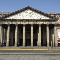 Photo taken at Teatro Degollado by Sm0lik on 5/20/2013