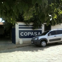 Photo taken at copasa by Fabiana A. on 12/6/2012