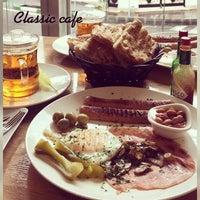 Photo taken at Classic Café   کافه کلاسیک by mina m. on 4/27/2017