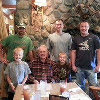 Photo taken at Timbers Inn Restaurant & Tavern by Jodi A. on 6/16/2013