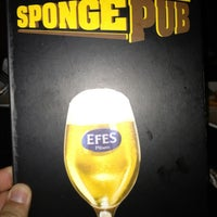 2/20/2013 tarihinde Ercument B.ziyaretçi tarafından Sponge Pub'de çekilen fotoğraf