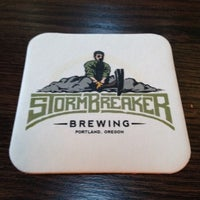 Photo taken at StormBreaker Brewing by Wiley P. on 2/2/2014