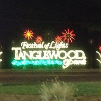 Photo taken at Tanglewood Festival of Lights by Wendy B. on 11/28/2012