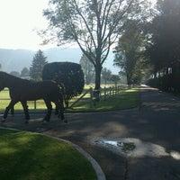 Photo taken at Equitación Club El Rancho by Armando A. on 12/7/2012