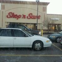 Photo taken at Shop N Save by Julie on 2/5/2013