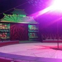Photo taken at Circo Atayde Hnos. by Fracto ۞ Master S. on 6/2/2014