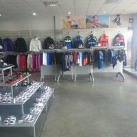 Photo taken at Kurtdereli Adidas & Reebok by Samet E. on 12/20/2012