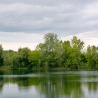 Photo taken at Hammerauer See by Aитоиiо Я. on 7/24/2013