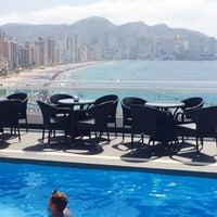 Foto tomada en Hotel Centro Mar por Mario S. el 7/19/2014