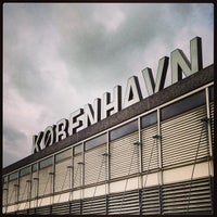 Photo taken at Copenhagen Airport (CPH) by Kos Z. on 9/22/2013