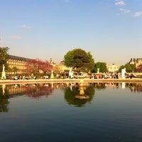 4/24/2013 tarihinde Sebastian H.ziyaretçi tarafından Jardin des Tuileries'de çekilen fotoğraf