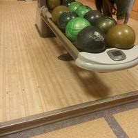 """Photo taken at Bowling """"ONE"""" by Marta D. on 4/5/2014"""