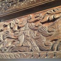 Снимок сделан в Всероссийский музей декоративно-прикладного и народного искусства пользователем Alexey S. 3/3/2013
