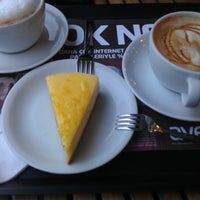 Photo taken at Caffé Nero by Hasancan T. on 1/29/2013