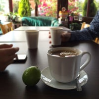Photo taken at Sunnyvale Art Gallery and Cafe by Michael B. on 5/3/2014