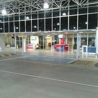 Photo taken at Terminal 1 (TPS1) by Jonatan S. on 1/18/2013