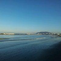 Photo taken at Spiaggia di Cattolica by Metella O. on 12/29/2012