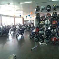 Photo taken at Yamaha Tágide Motos by Luis Afonso on 4/30/2013