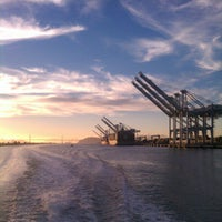 Photo taken at San Francisco Bay Ferry - Alameda Main Street Terminal by megan g. on 9/22/2012