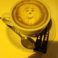 Photo taken at El Café De Lagun by R.FELIX (. on 2/5/2014
