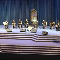 Photo taken at Petroshimi Concert Hall by sahar g. on 1/26/2018
