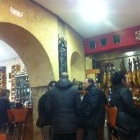 Photo taken at Los Caprichos De Meneses by Simon T. on 11/26/2013